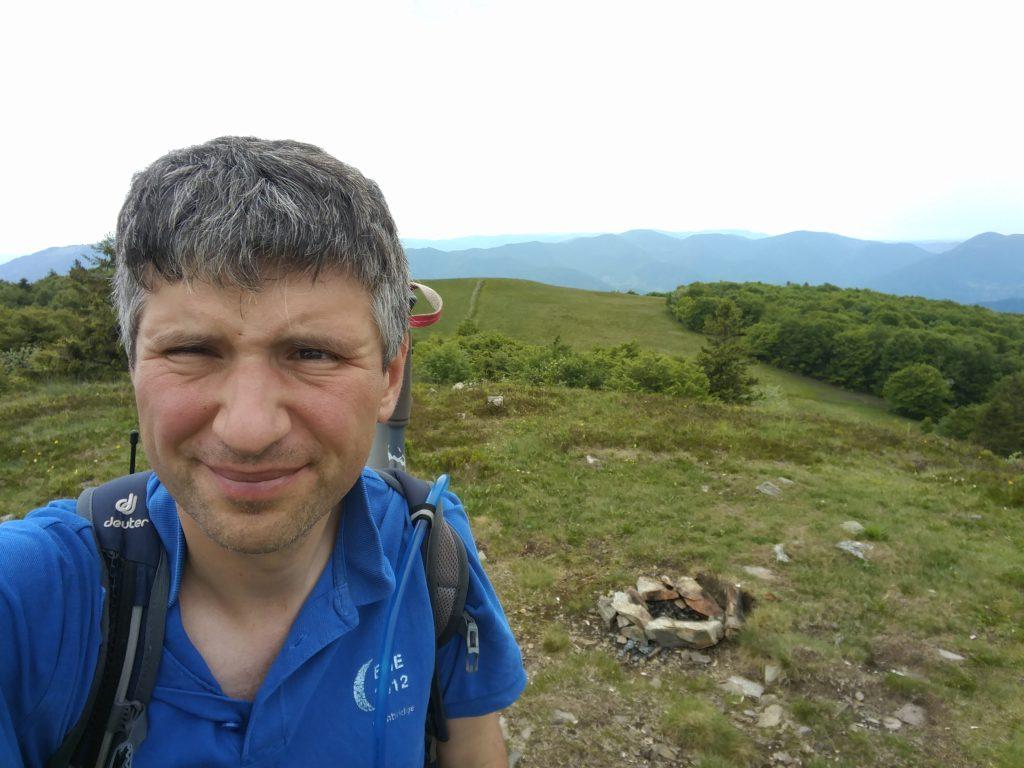 Me on the summit of Storkenkopf